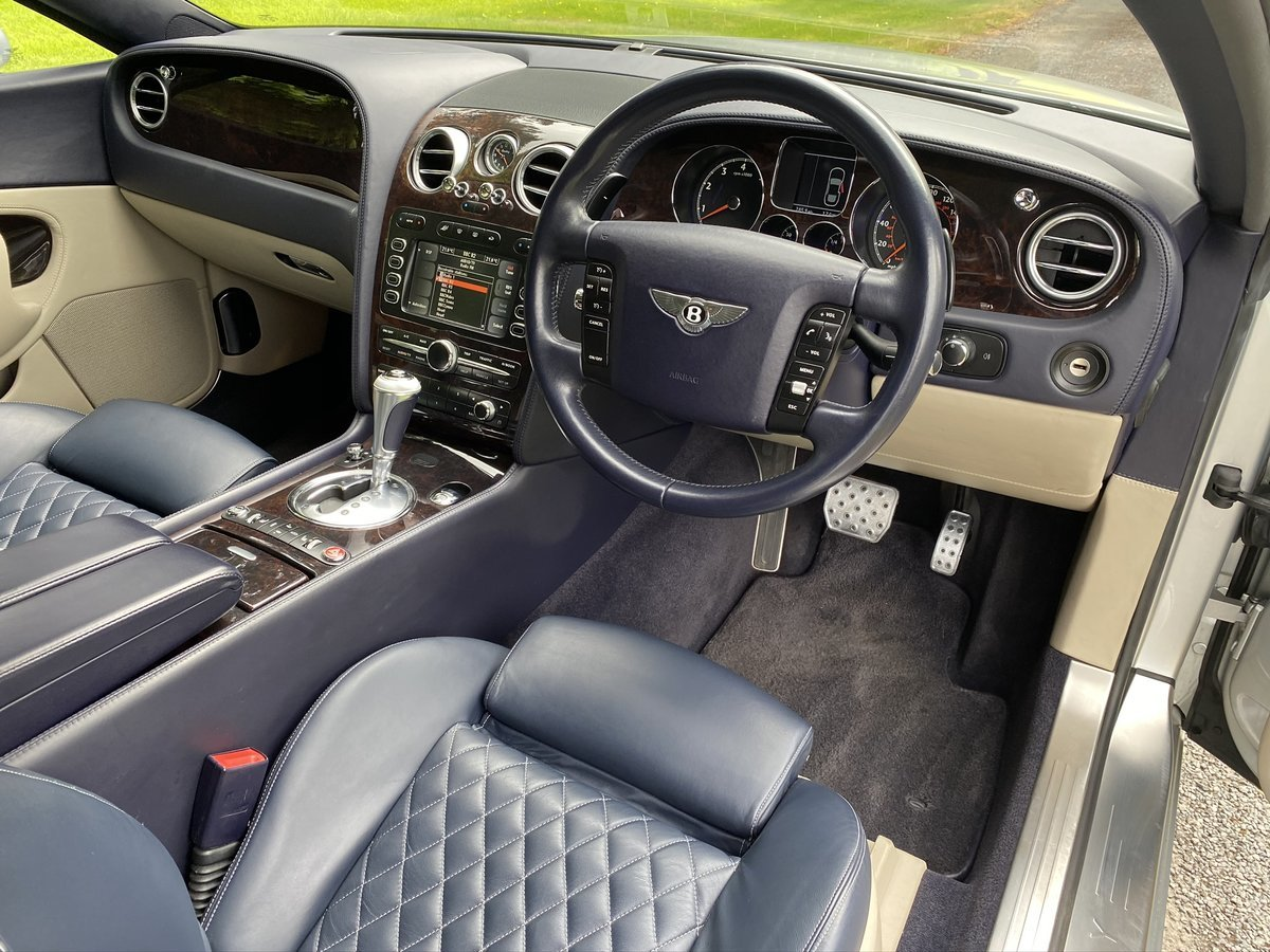 2005 Bentley Continental GT- Beautiful Specification For Sale (picture 5 of 5)