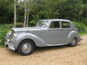 Picture of 1949 Bentley MKVI Manual For Sale