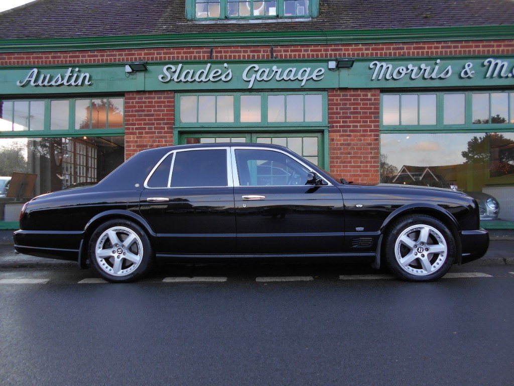 2008 Bentley Arnage T Saloon For Sale (picture 1 of 4)