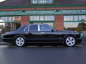 Bentley Arnage T Saloon
