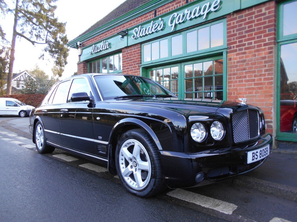2008 Bentley Arnage T Saloon For Sale (picture 2 of 4)