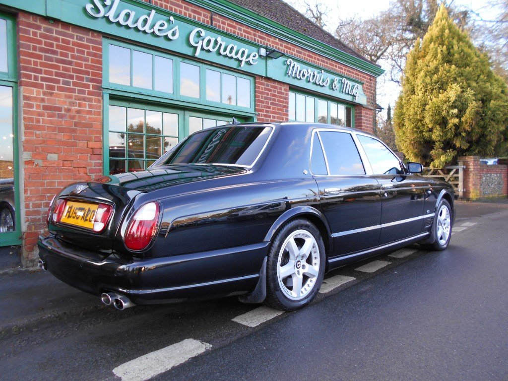 2008 Bentley Arnage T Saloon For Sale (picture 3 of 4)