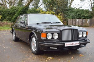 Picture of 1994 L Bentley Turbo R Series III in Masons Black For Sale