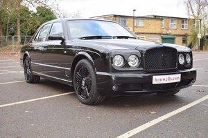 2006/06 Bentley Arnage T Mulliner Level II in Diamond Black