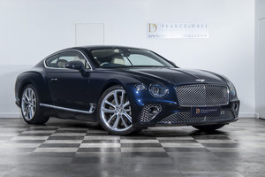 2018 / 68 Bentley Continental GT Mulliner Driving Spec