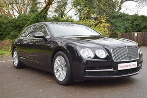 2015 Model/64 Bentley Flying Spur W12 6.0 in Onyx