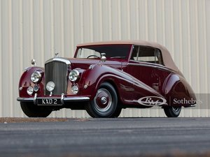 Picture of 1952 Bentley Mark VI Drophead Coupe by Park Ward For Sale by Auction