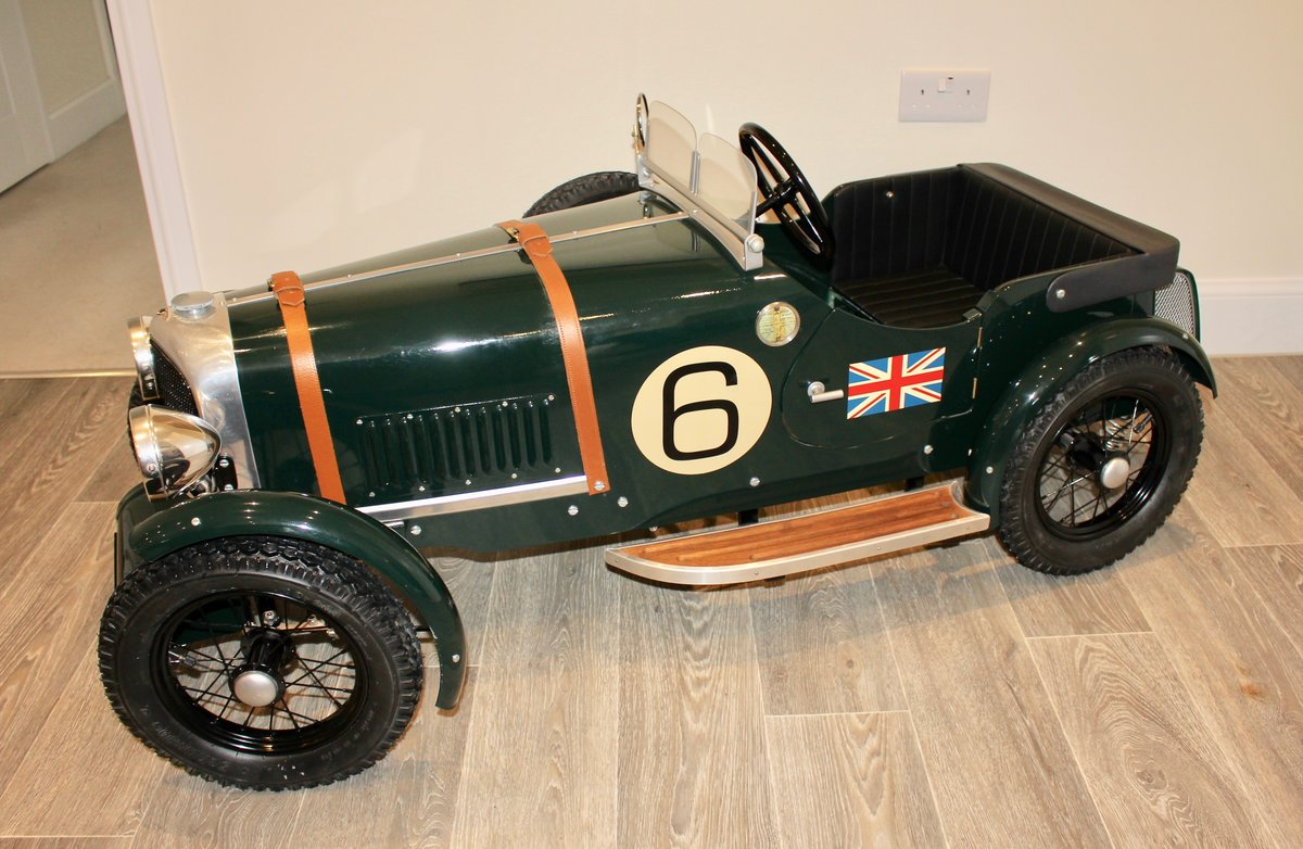 1984 Bentley Speed 6 Pedal Car For Sale (picture 1 of 6)