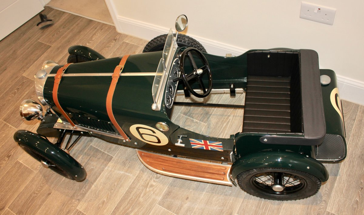 1984 Bentley Speed 6 Pedal Car For Sale (picture 2 of 6)