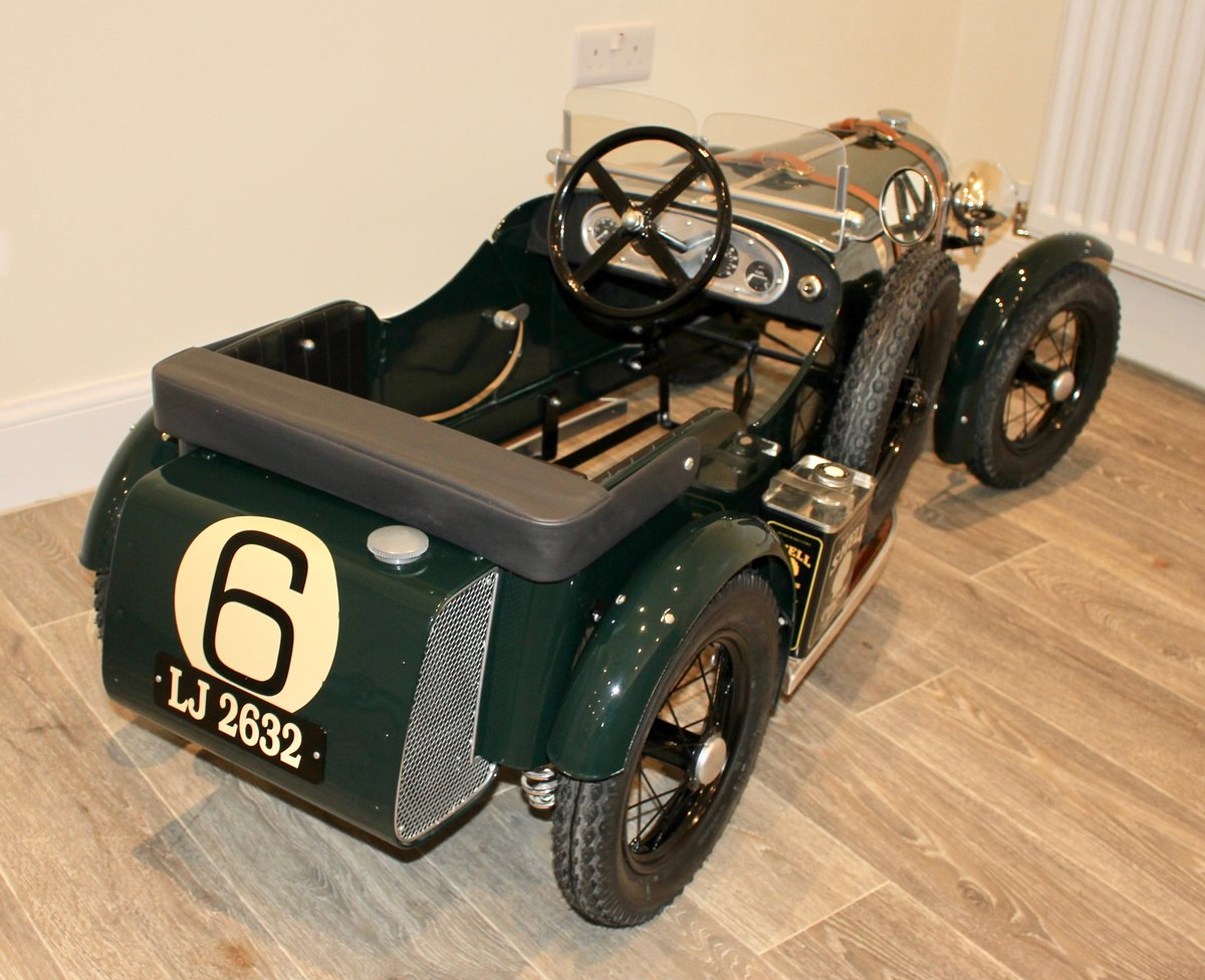 1984 Bentley Speed 6 Pedal Car For Sale (picture 5 of 6)