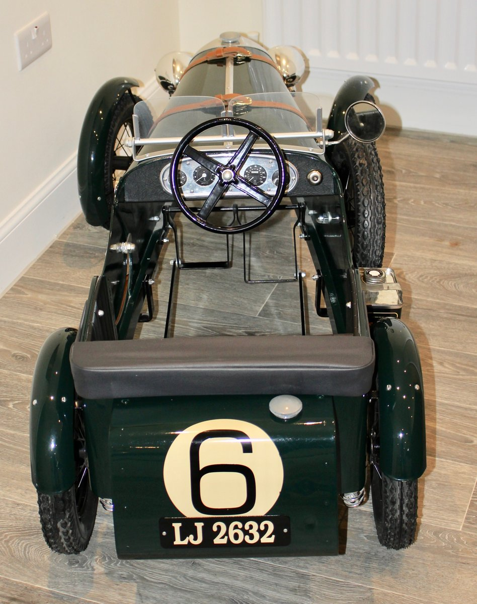 1984 Bentley Speed 6 Pedal Car For Sale (picture 6 of 6)