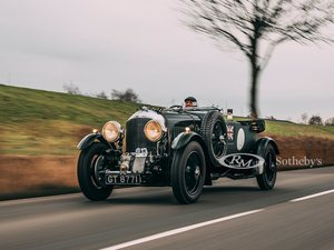 Picture of 1931 Bentley 4-Litre Supercharged Tourer  For Sale by Auction