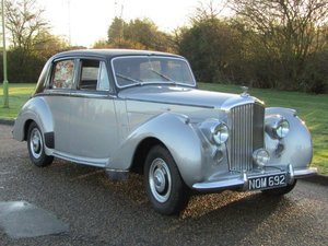 Picture of 1953 Bentley R-Type at ACA 13th and 14th February For Sale by Auction