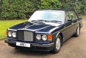 Picture of 1994 BENTLEY TURBO R MKIII           dealer history from new For Sale