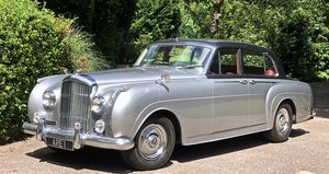 Picture of Bentley S1 H J Mulliner Six Light Sports Saloon  1957 For Sale