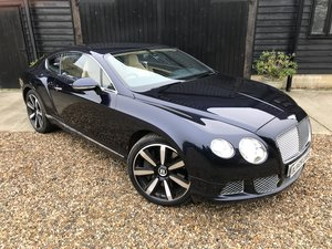 Bentley Continental GT MDS (2012 Model)