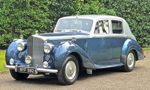 Picture of 1953 Bentley R Type Sporting Saloon Manual For Sale