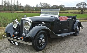 Picture of 1934 Bentley 3 1/2 Litre Windovers 4 Seater Open Tourer For Sale