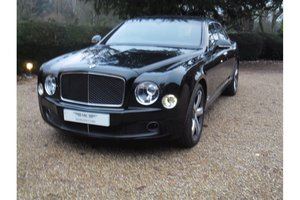 bentley mulsanne speed Premier Spec