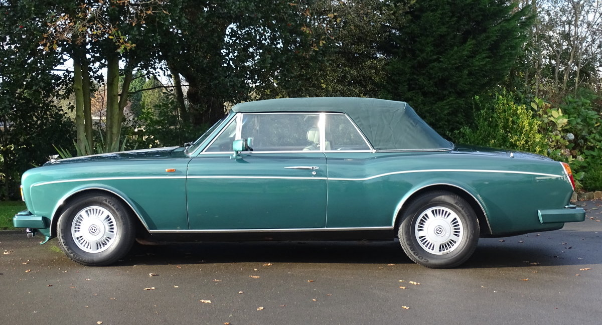 1989 Bentley Continental Convertible For Sale (picture 6 of 12)