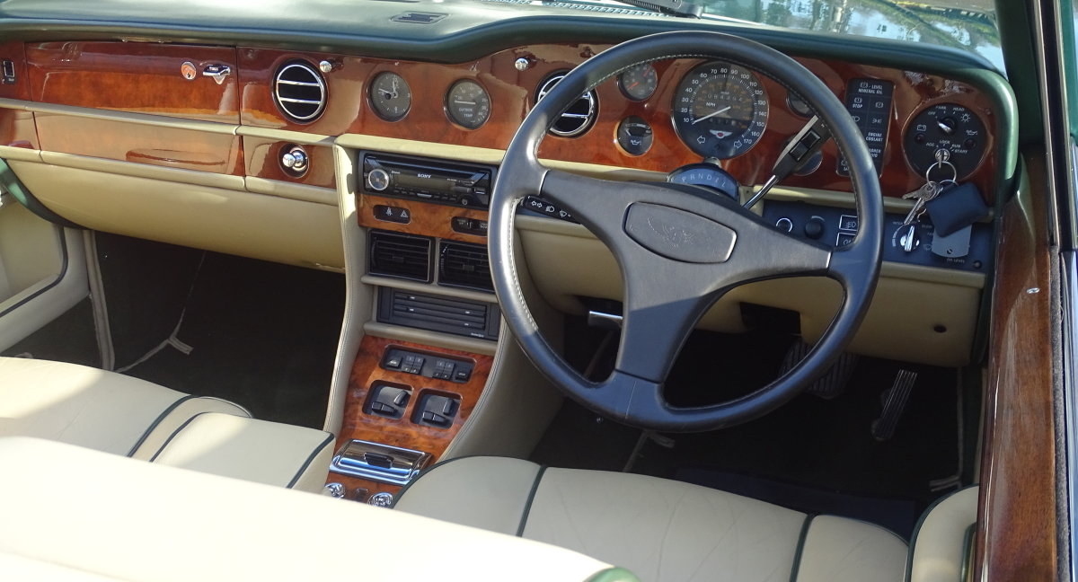 1989 Bentley Continental Convertible For Sale (picture 9 of 12)