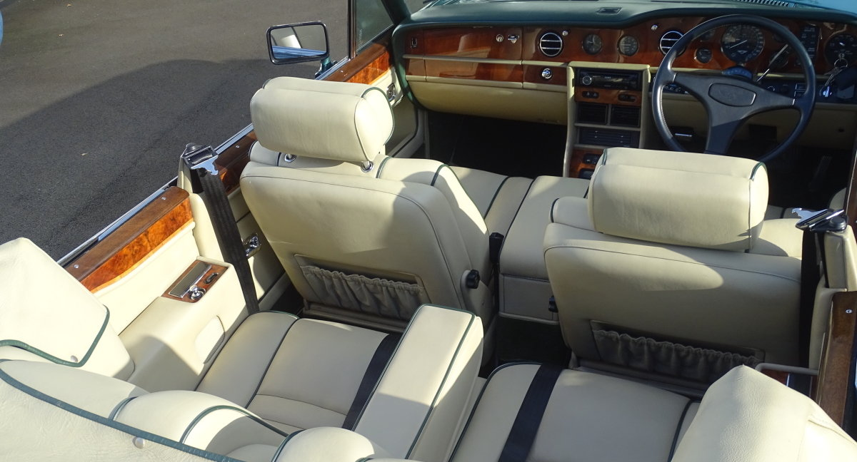 1989 Bentley Continental Convertible For Sale (picture 10 of 12)