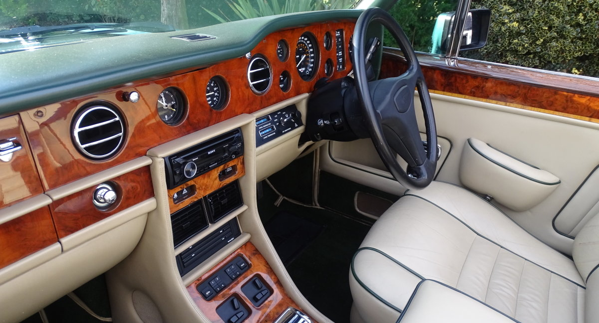 1989 Bentley Continental Convertible For Sale (picture 12 of 12)