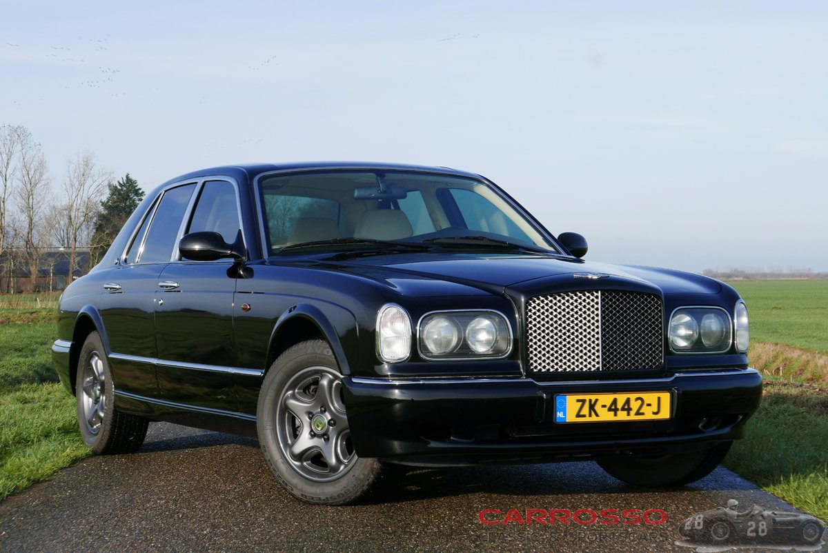 1998 Bentley Arnage in popular Green Label version For Sale (picture 1 of 12)