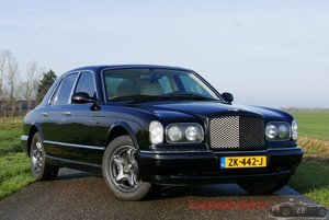 Bentley Arnage in popular Green Label version