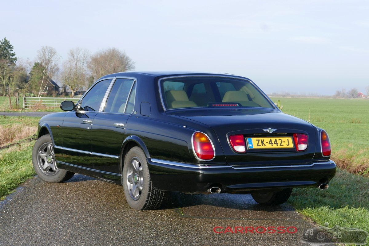 1998 Bentley Arnage in popular Green Label version For Sale (picture 2 of 12)