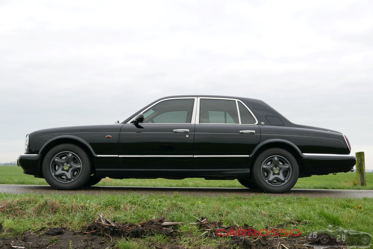 1998 Bentley Arnage in popular Green Label version For Sale (picture 9 of 12)
