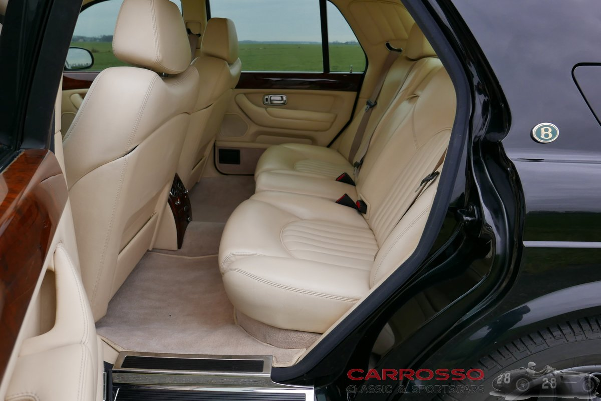 1998 Bentley Arnage in popular Green Label version For Sale (picture 12 of 12)
