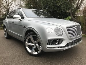 Bentley Bentayga 4.0d V8 Auto 4WD (s/s) 5dr 5 Seat