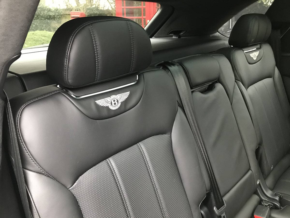 2018 Bentley Bentayga 4.0d V8 Auto 4WD (s/s) 5dr 5 Seat For Sale (picture 11 of 12)