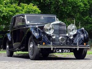 Picture of 1938 Bentley 4.25 Sedanca De Ville by James Young For Sale