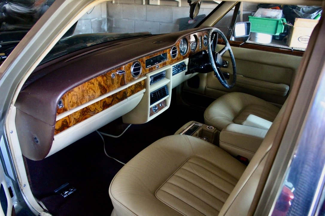 1983 Bentley Mulsanne with Turbo Engine For Sale (picture 4 of 10)