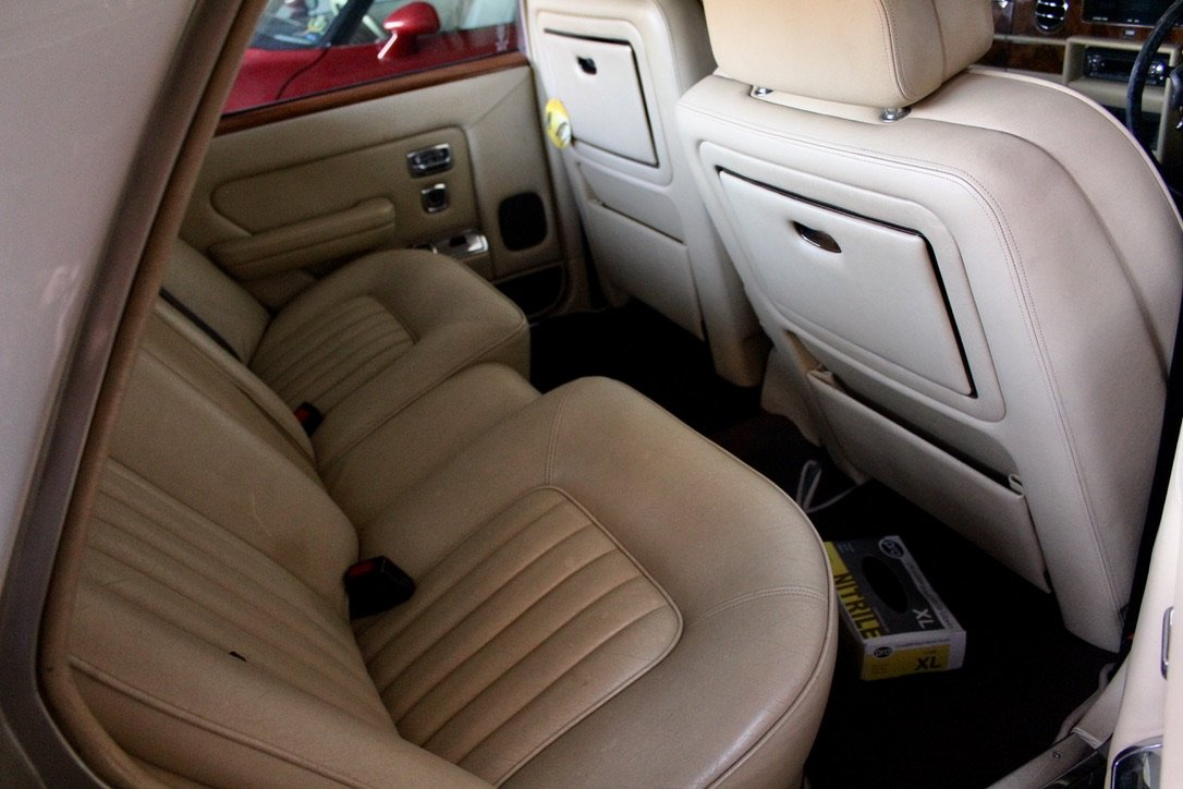1983 Bentley Mulsanne with Turbo Engine For Sale (picture 5 of 10)