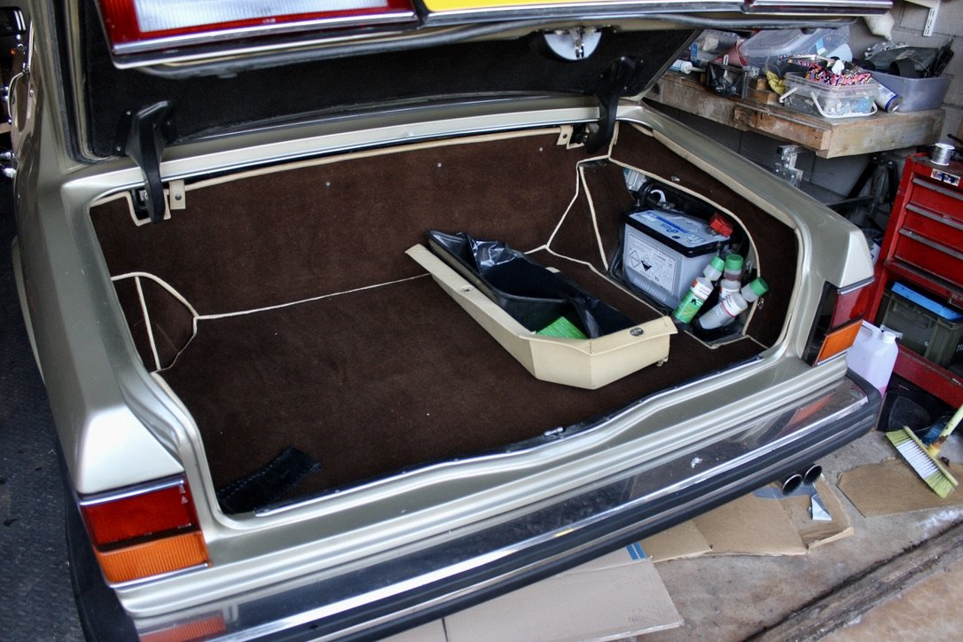 1983 Bentley Mulsanne with Turbo Engine For Sale (picture 9 of 10)