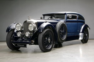 """Picture of 1953 Speed Six """"Blue Train"""" Recreation by Racing Green For Sale"""