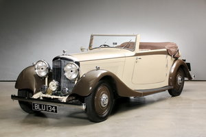Picture of 1934 3 12 Ltr. DHC by Park Ward For Sale