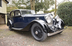 Picture of 1935 Bentley Derby Parkward Sports Saloon For Sale For Sale
