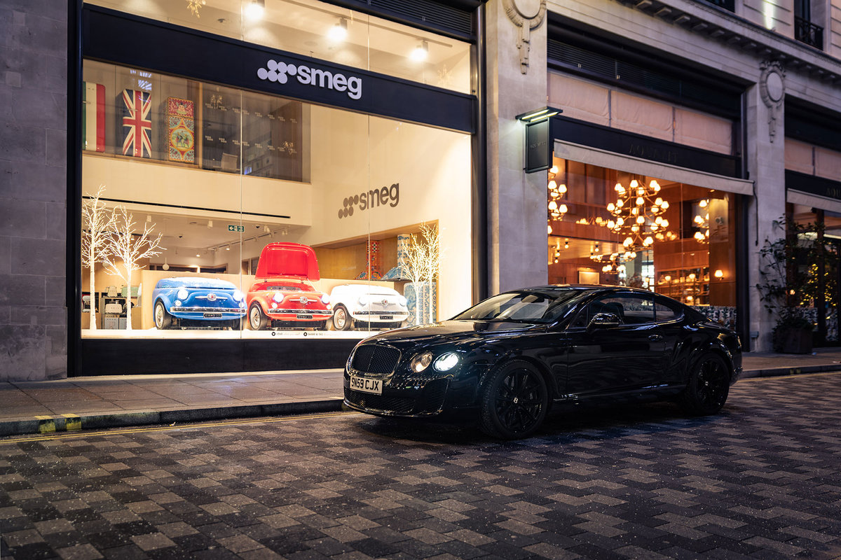 2010 Bentley Continental Supersport For Sale (picture 2 of 12)
