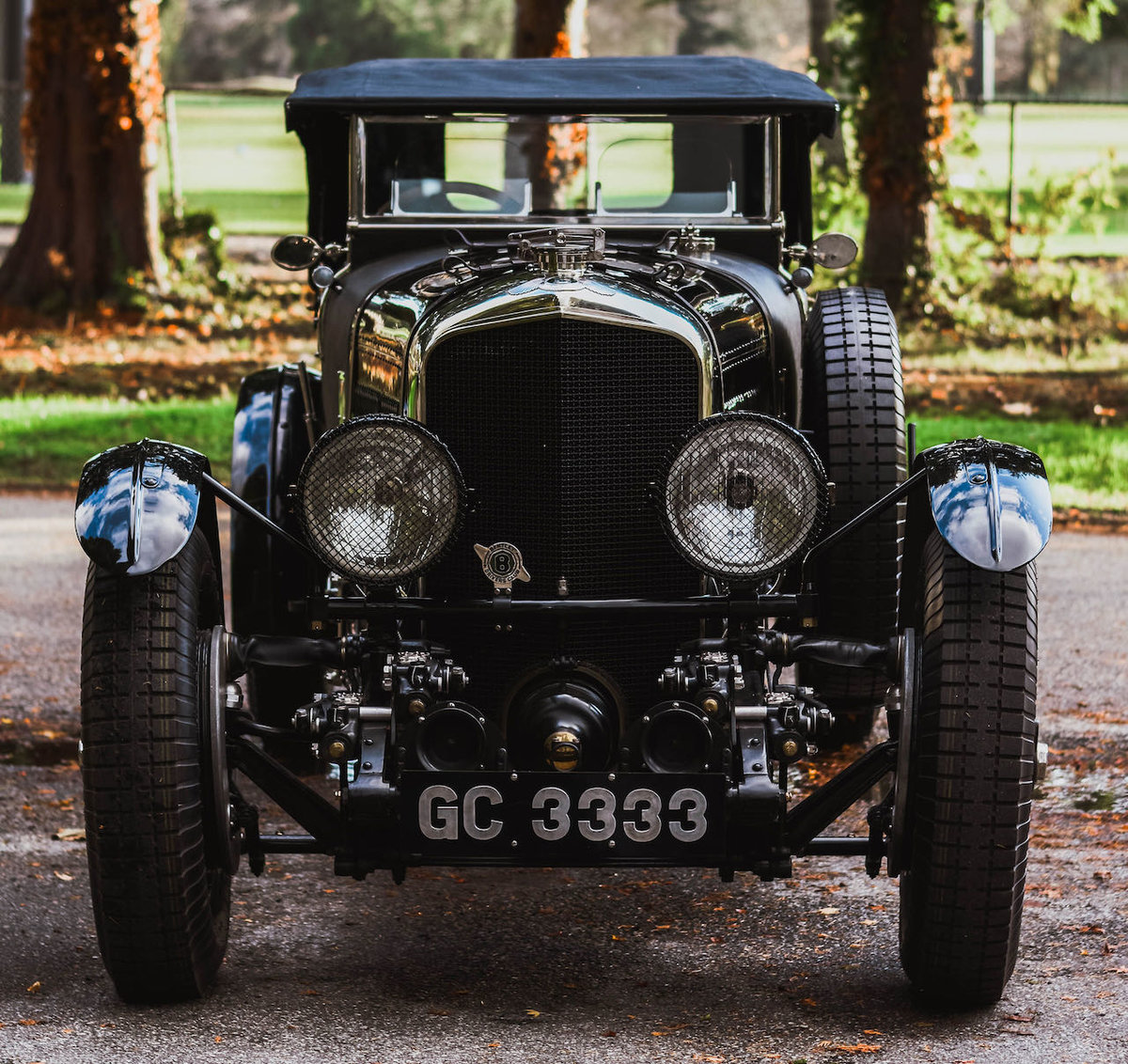 1930 Bentley Team Speed 6 Style 6 ½ litre Le Mans Tourer For Sale (picture 1 of 12)