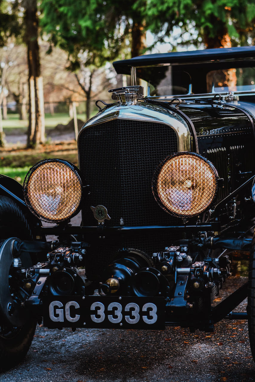 1930 Bentley Team Speed 6 Style 6 ½ litre Le Mans Tourer For Sale (picture 2 of 12)