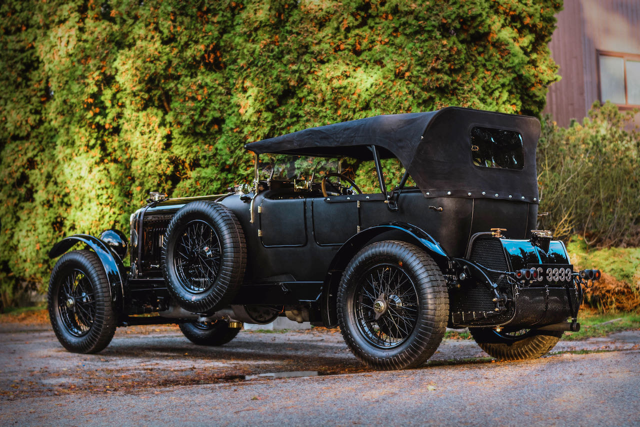 1930 Bentley Team Speed 6 Style 6 ½ litre Le Mans Tourer For Sale (picture 4 of 12)