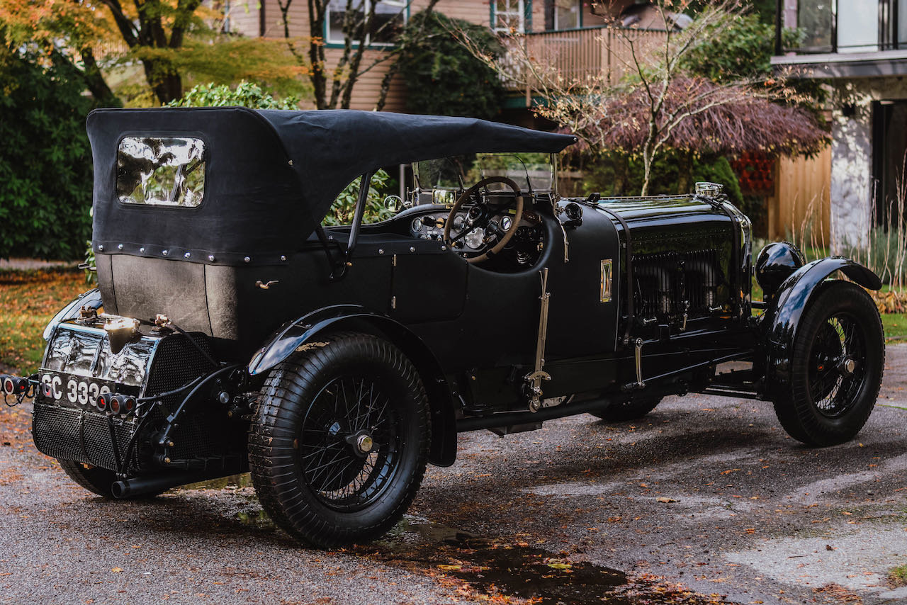 1930 Bentley Team Speed 6 Style 6 ½ litre Le Mans Tourer For Sale (picture 5 of 12)