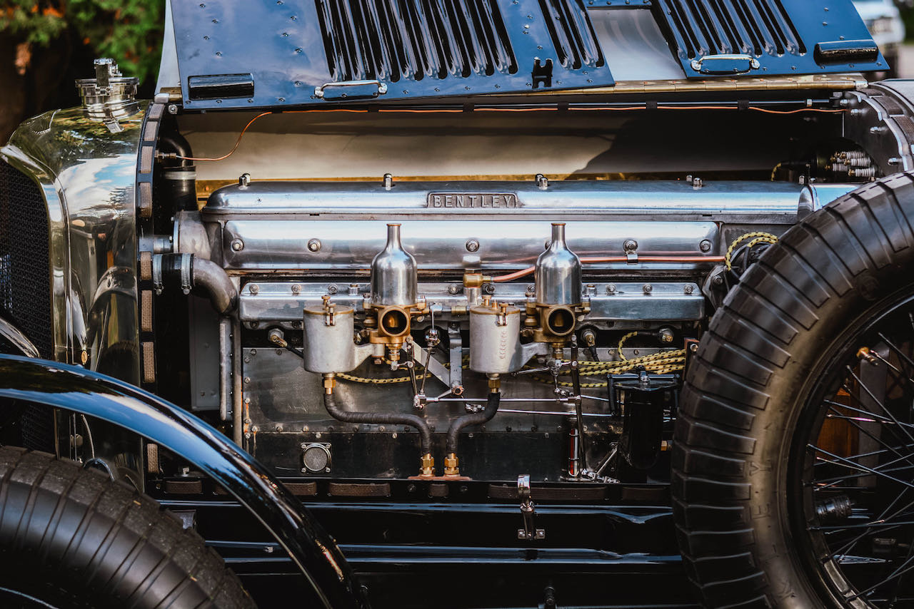 1930 Bentley Team Speed 6 Style 6 ½ litre Le Mans Tourer For Sale (picture 9 of 12)
