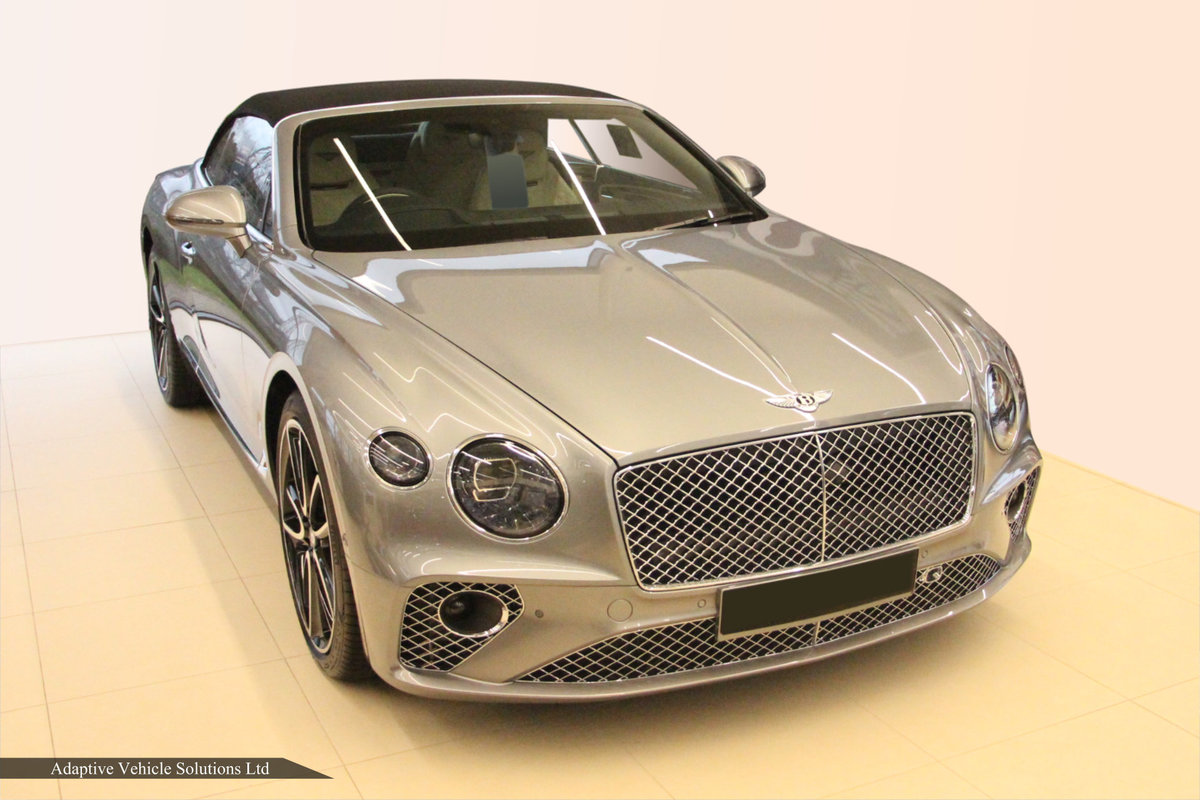 2021 Save £16000 Bentley Continental GTC W12 inc Touring Spec For Sale (picture 1 of 4)