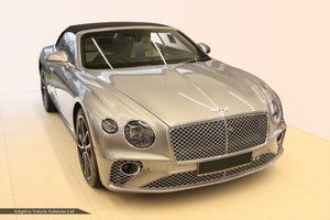Save £16000 Bentley Continental GTC W12 inc Touring Spec