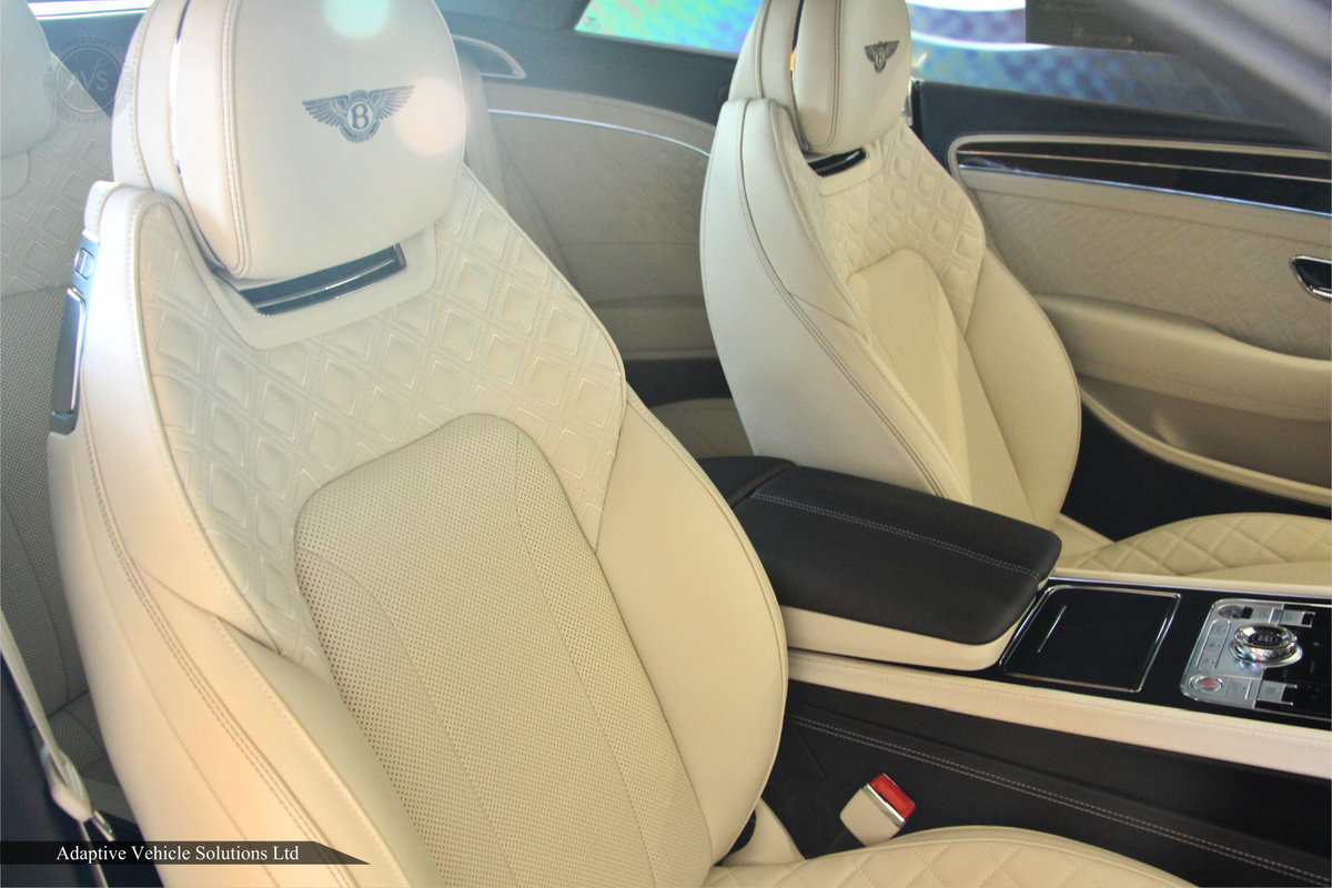 2021 Save £16000 Bentley Continental GTC W12 inc Touring Spec For Sale (picture 4 of 4)